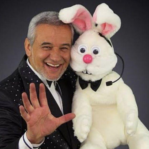 Mago Frank y el Conejo Blas