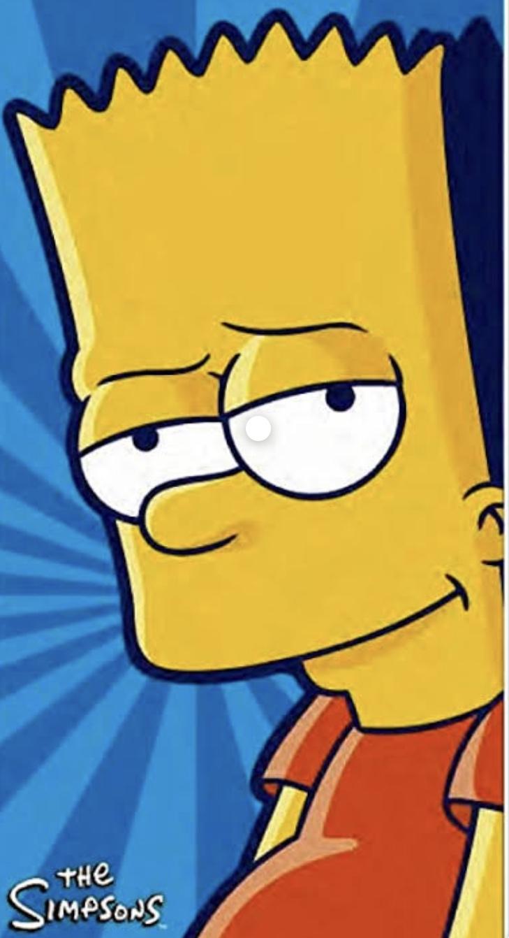 Bart Simpson Illustration by Marinn on Dribbble